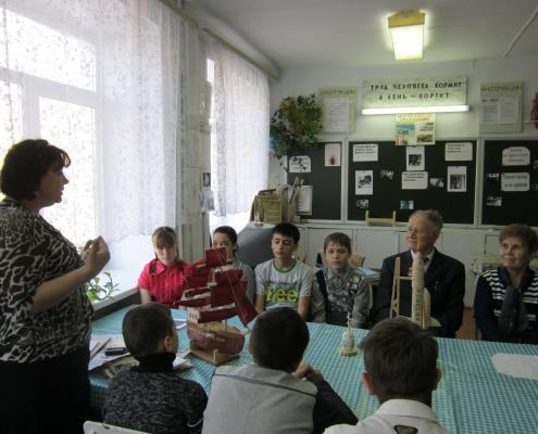 """Итоги недели """"штукатурно-малярное дело"""" 2014"""