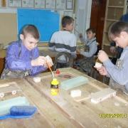 С 1 по 30 апреля в школе будет проходить месячник трудового обучения