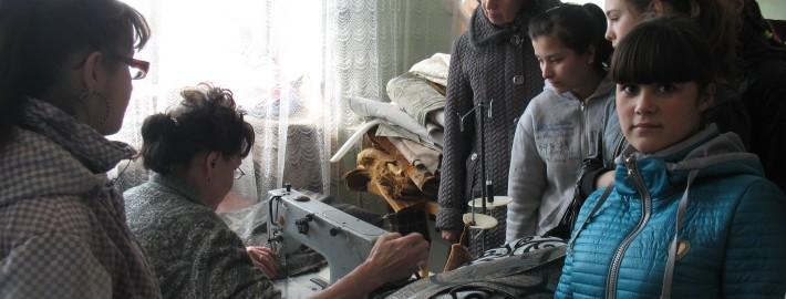 """Итоги недели """"швейного дела"""" 2014 (Номоконова Л.М.)"""