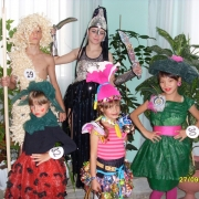 Мусорный карнавал - 2014