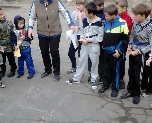 День здоровья в начальных классах