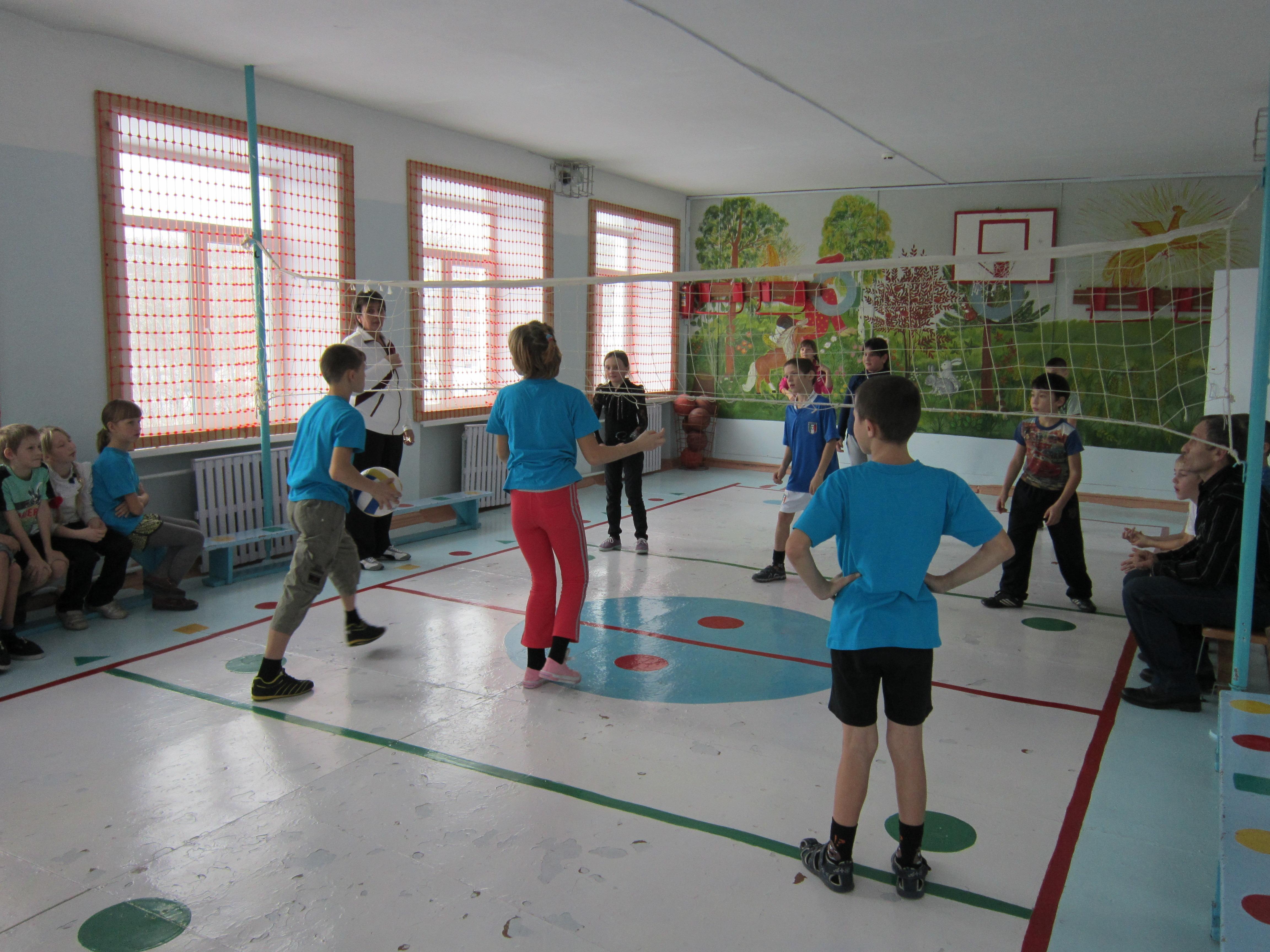 конспект урока русские народные игры
