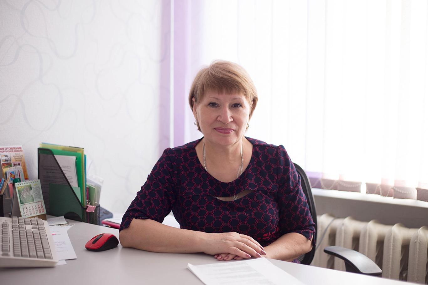 Зоя Андреевна Жаворонкова