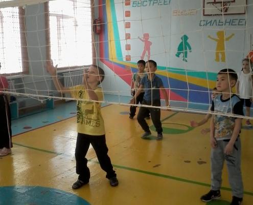 """В школе с 7 по 15 апреля прошла """"Неделя Здоровья!"""""""