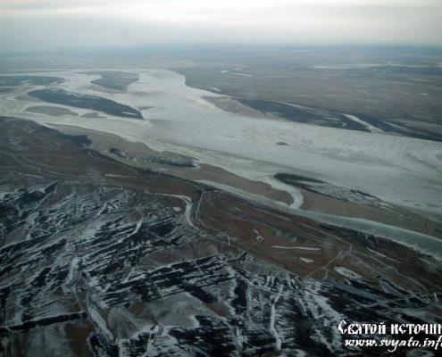 Рельеф Хабаровского края