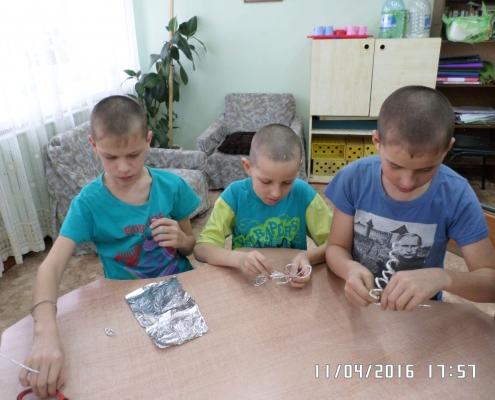 """Наши воспитанники приняли участие в выставке """"Цветочная фантазия"""""""