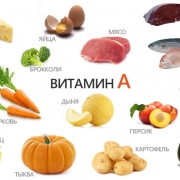 Витамины - спутники здоровья