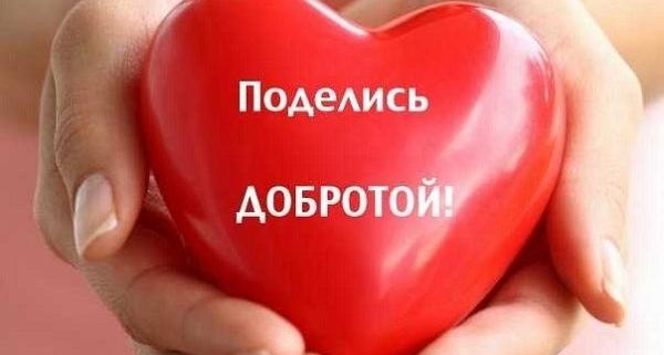 «Научите свое сердце добру»