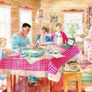 Уклад семейной жизни