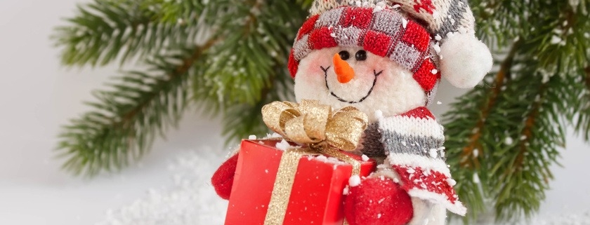 Плененный Дед Мороз