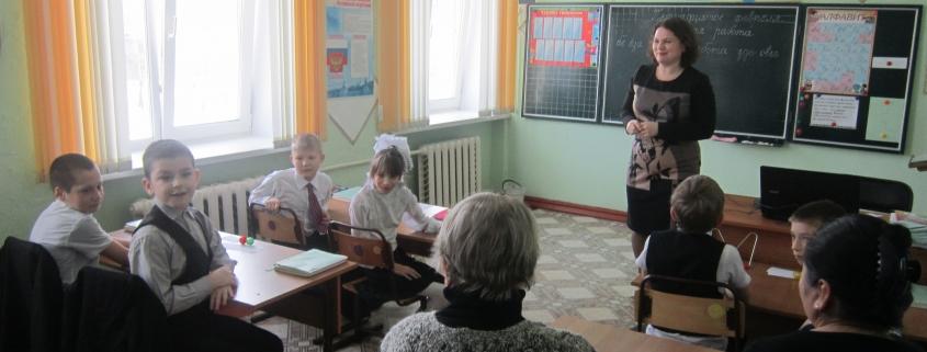 Районный семинар в нашей школе