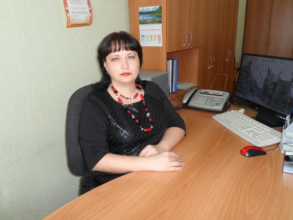 Ирина Владимировна Заславская