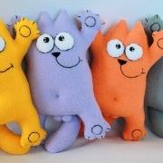 Создание мягкой игрушки своими руками