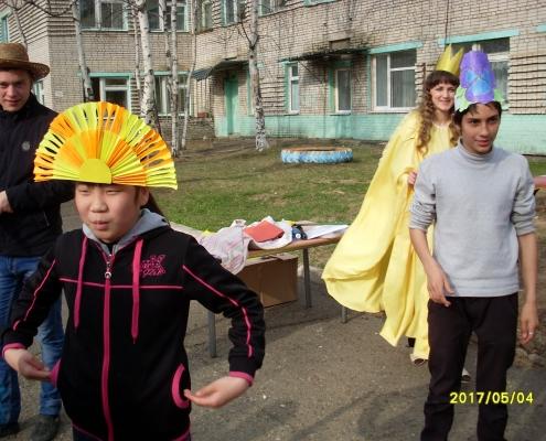 День солнца -всемирный праздник!