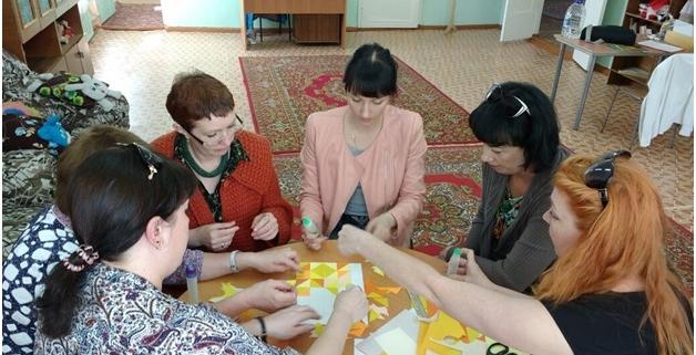 Методическое объединение воспитателей