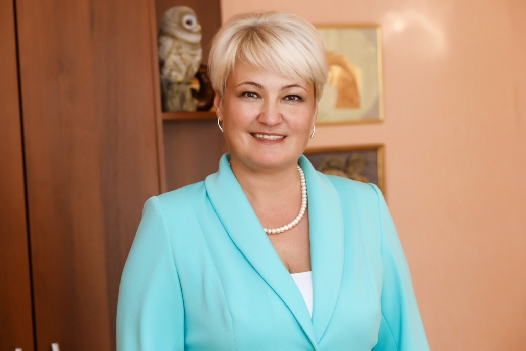 Елена Николаевна Лушникова