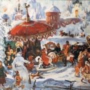 Рождество. Празднование Рождества на Руси