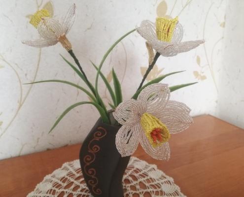 """""""Изготовление цветка нарцисс"""""""