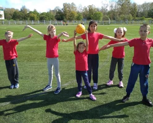 «Все на старт!»: Праздник спорта и здоровья