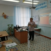 """Отчет о проведении недели """"День рождения Хабаровского края"""""""