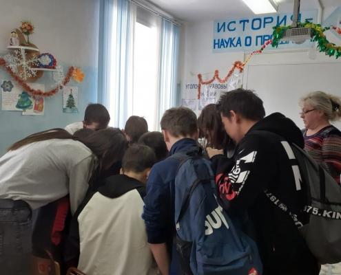 """Экологическая неделя """"Загадки подводного мира"""""""