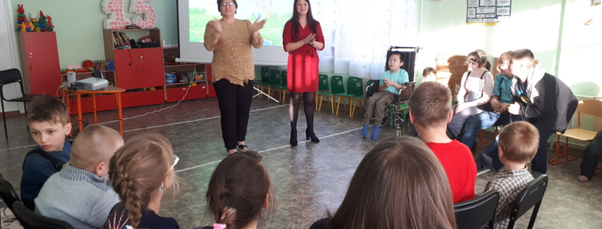 ДЕНЬ МАТЕРИ в приюте для детей