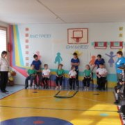 Родительское собрание в 1а и 2а классах