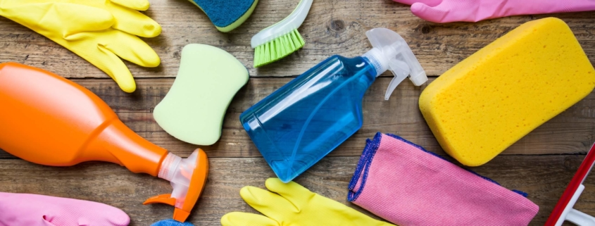 Как организовать уборку дома
