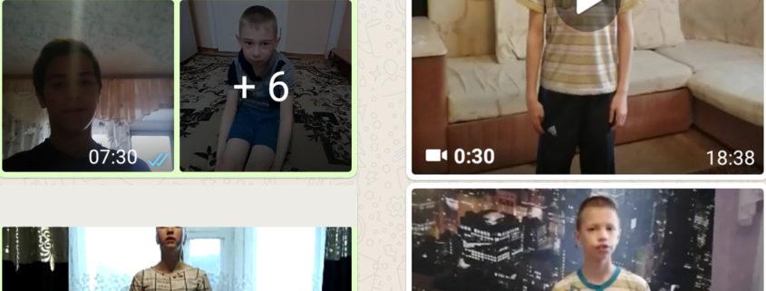 """75+ Готов к труду и обороне """"Не выходя их дома"""""""