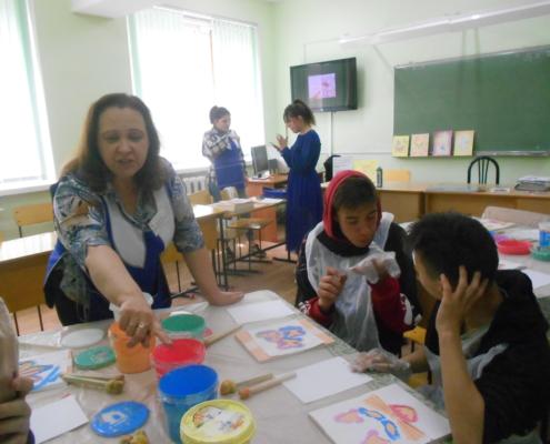 Экскурсия в Комсомольский-на-Амуре колледж технологий и сервиса