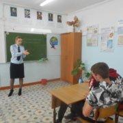 О профилактическом мероприятии с выпускниками школы-интерната